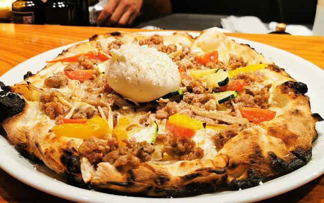 画像: 白金台「Pizza da Vinci Tokyo」が初のテレビ紹介!