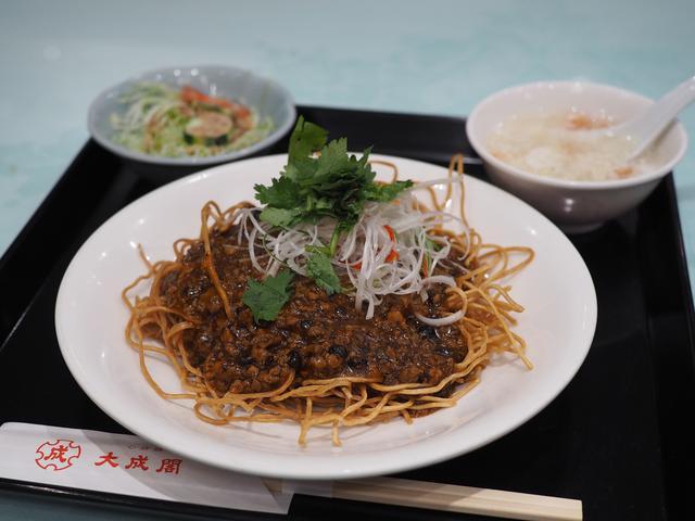 画像: スタンプ1個から応募できるスタンプラリーでお食事券をゲットしましょう! 心斎橋 「大成閣」