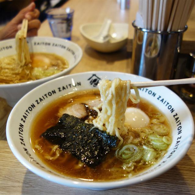 画像: 【福岡】中華そば&博多醤油拉麺♪@ざいとん 警固店