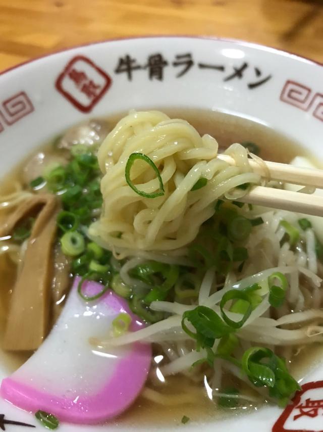 画像: 鳥取、大山、琴浦町の牛骨ラーメン