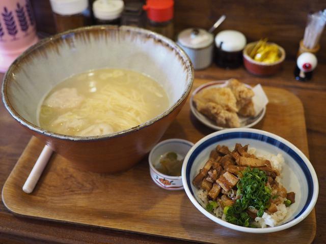 画像: 人気台湾煮込み料理屋さんのランチメニューがリニューアルして超お得ランチが登場! 福島区 「台湾煮込み 鶏蛋 (チータン)」