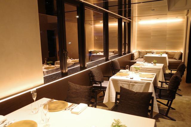 画像: 【広尾】アーティスティックな料理とワインのペアリングを極上の空間で味わう「ランベリー」