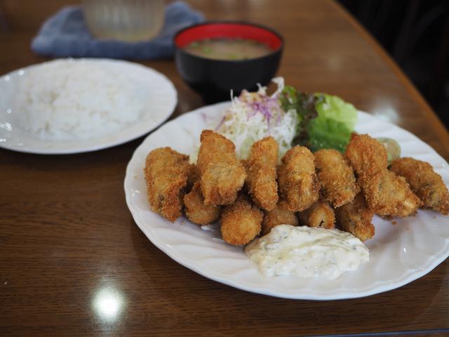 画像: 地元で愛される洋食屋さんのカキフライ定食は驚愕のコストパフォーマンスです! 松原市 「洋食コスギ」