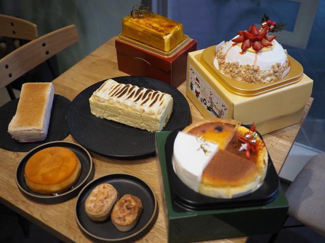 画像: 日本一のチーズケーキマニアあまいけいきさん監修イトーヨーカドーのクリスマスチーズケーキを試食させていただきました! @ザ ドリンクボックス KiKi京橋店