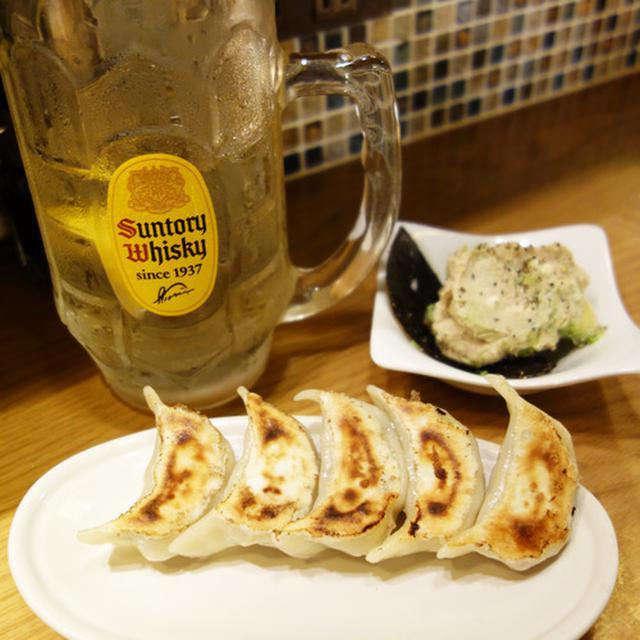 画像: 【福岡】ちょい飲み♪@あご出汁餃子 ゆでタン さんじ 今泉店