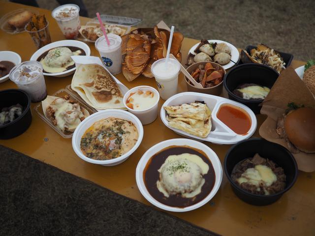 画像: 日本最大級のチーズの祭典!『チーズEXPO』が始まりました! @万博記念公園東の広場