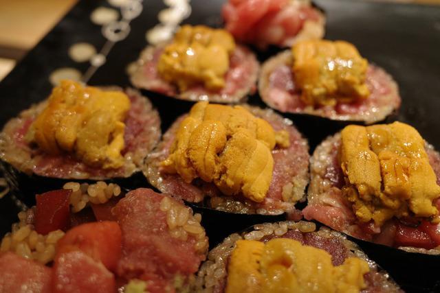 画像: 【銀座】大阪で予約のとれない人気鮨店。赤酢のシャリと熟成ネタがたまらない「寿司 赤酢 本店」