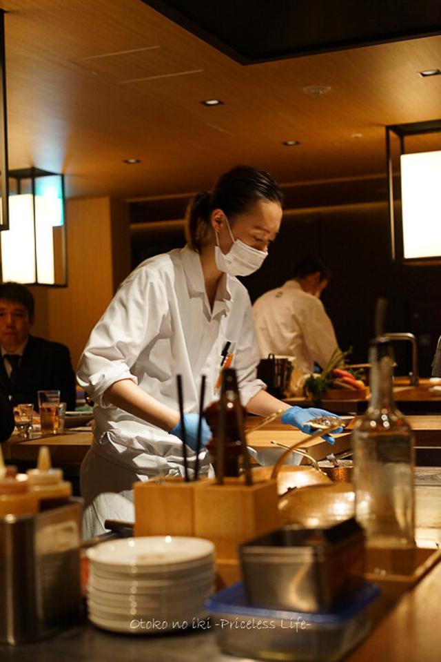 画像: SHIKAKU(外苑前)鉄板和食をナチュールと