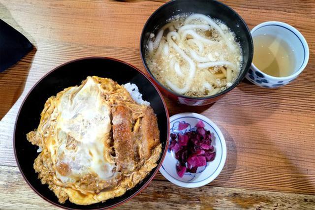 画像: 【福岡】カツ丼が人気過ぎるうどん店♪@やぐら