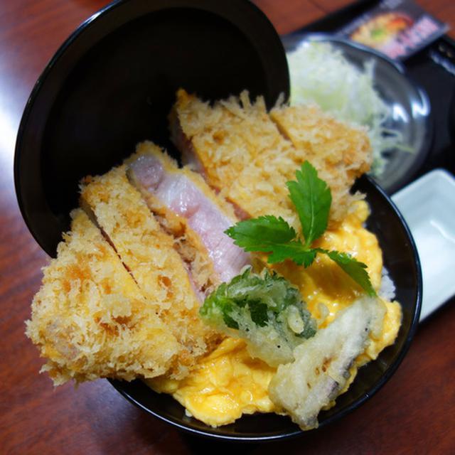 画像: 【福岡】低温調理!白とんかつのカツ丼専門店♪@とんかつ わか葉 別館