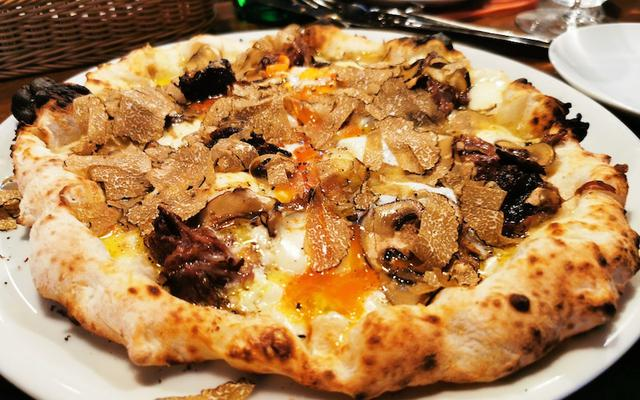 画像: 等々力の隠れ家ピッツェリアでリッチなホリデーランチ!