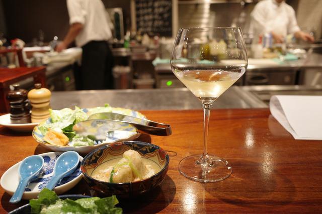 画像: 【広尾】ライブ感たっぷりのカウンターが楽しい。和食・イタリアン・フレンチが楽しめる大人のレストラン「141」