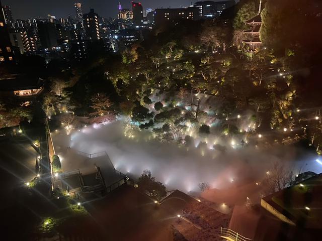 画像: ホテル椿山荘東京で楽しむ「東京雲海」とイヤーエンドディナーセレクション