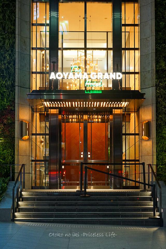 画像: THE AOYAMA GRAND HOTEL(外苑前)ベルコモ跡のデザインホテル