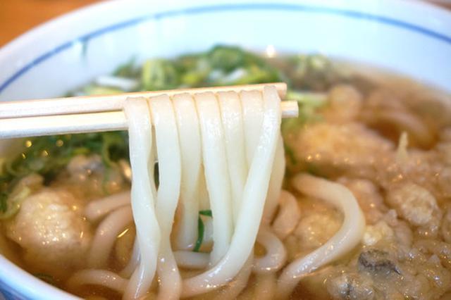 画像: 【福岡】【期間限定】牡蠣うどん♪@ウエスト 野間店