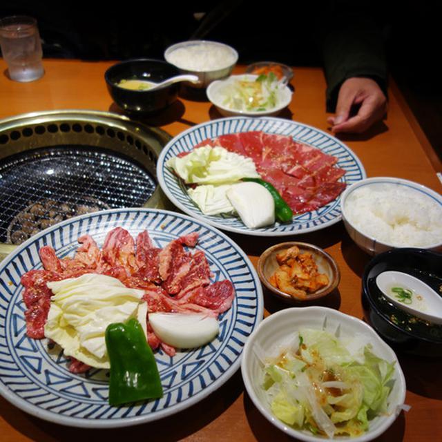 画像: 【福岡】天神立ち飲み角屋ビルのお得な焼肉ランチ♪@焼肉 牛心亭