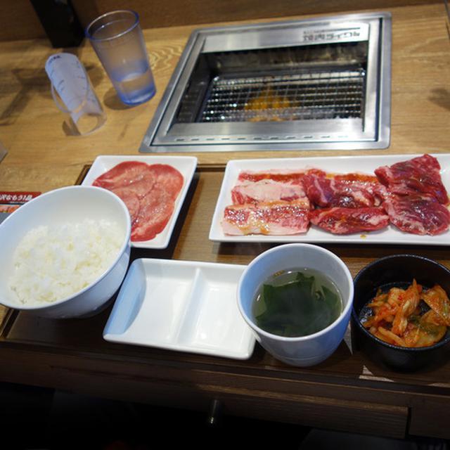 画像: 【福岡】焼き集中カウンター!お一人様焼肉専門店♪@焼肉ライク 天神西通り店