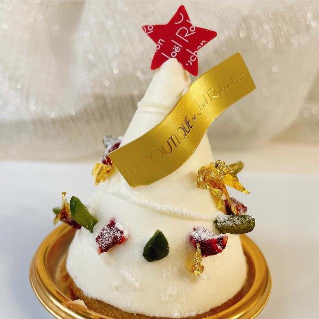 画像: お一人さまクリスマスケーキにも♡ジョエル・ロブション