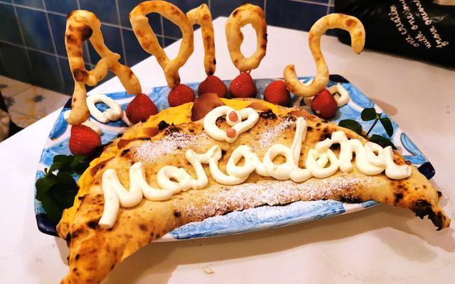 画像: タランテッラでマラドーナを偲ぶPIZZA!