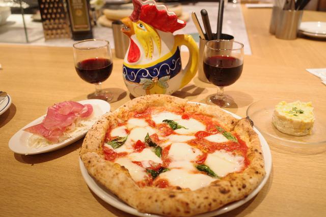 画像: 【博多】昼飲みにも!本格ナポリピッツアとワインが楽しめるイタリアン「ピッツェリア・ダ・ガエターノ」