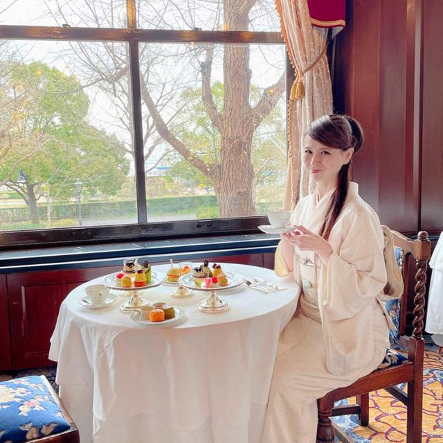 画像: ホテルニューグランド お正月限定!特別喫茶室「フェニックスルーム」でアフタヌーンティー