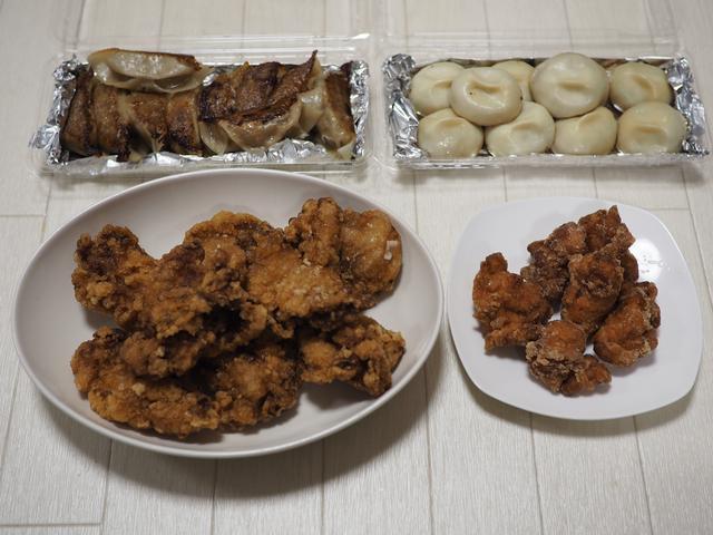 画像: お店の美味しい唐揚げと餃子がテイクアウトで自宅で食べられます! 阿波座 「黄金餃子と唐揚げの店 阿波座寅や」