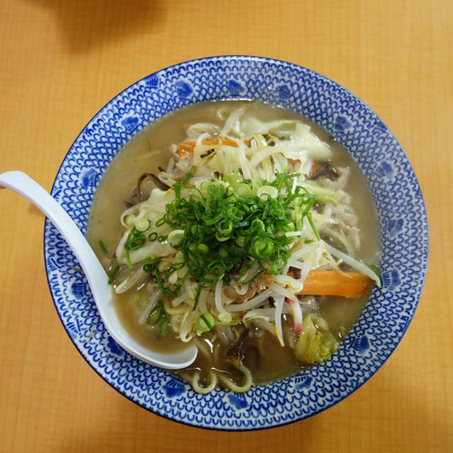 画像: 【福岡】濃厚豚骨黒ラーメン&濃厚チャンポン♪@西谷家