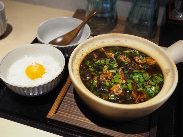 画像: 人気麻婆豆腐専門店の土鍋麻婆麺は濃厚な旨みが病みつきになります! あびこ 「花梨 麻婆飯店 あびこ店」
