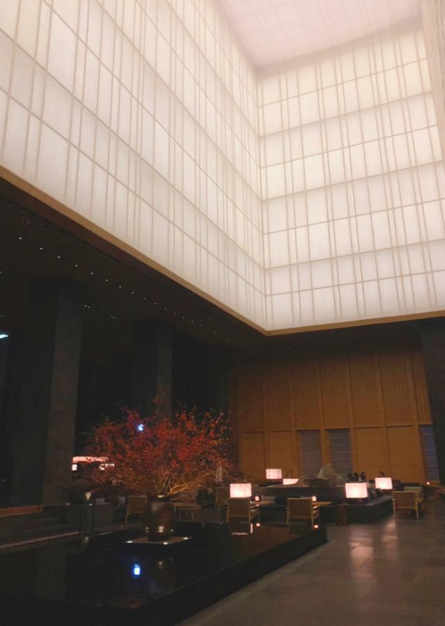 画像: アマン東京にて