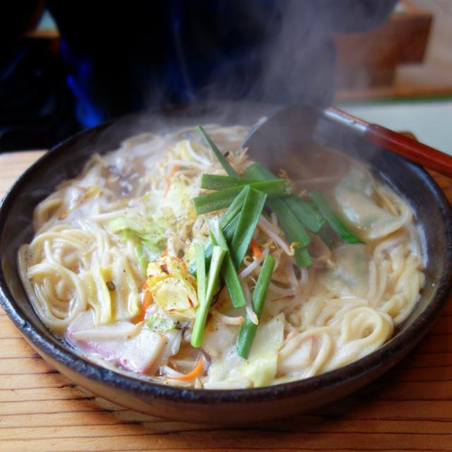 画像: 【福岡】天神エリアで炊き餃子入りチャンポン&上質牛丼♪@博多炊き餃子 池三郎