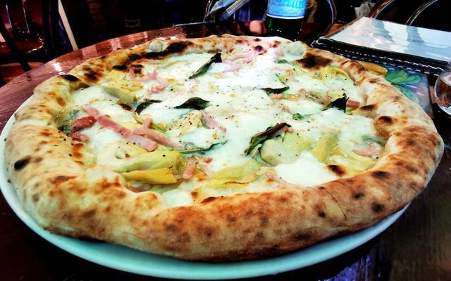 画像: イタリア人が大好きなカルチョーフィのピッツァを永福町で!