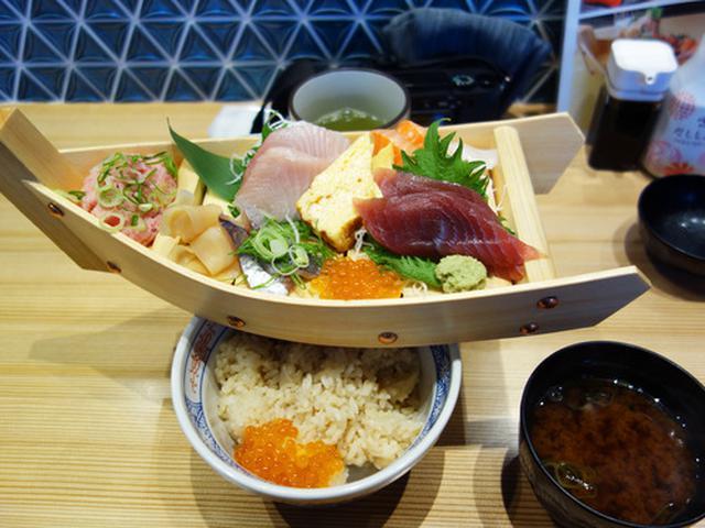 画像: 【福岡】スシロー系の大衆寿司居酒屋でランチ&昼飲み♪@鮨 酒 肴 杉玉 西新店