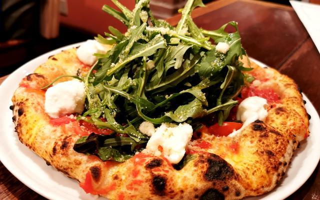 画像: ピザ百名店!日本橋「ダ・バッボ」でピッツァランチ♪