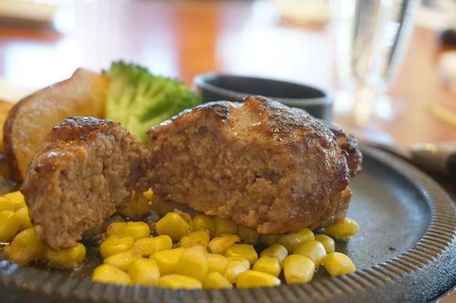 画像: 【福岡】和牛ハンバーグランチ♪@ステーキガーデン 風の邱