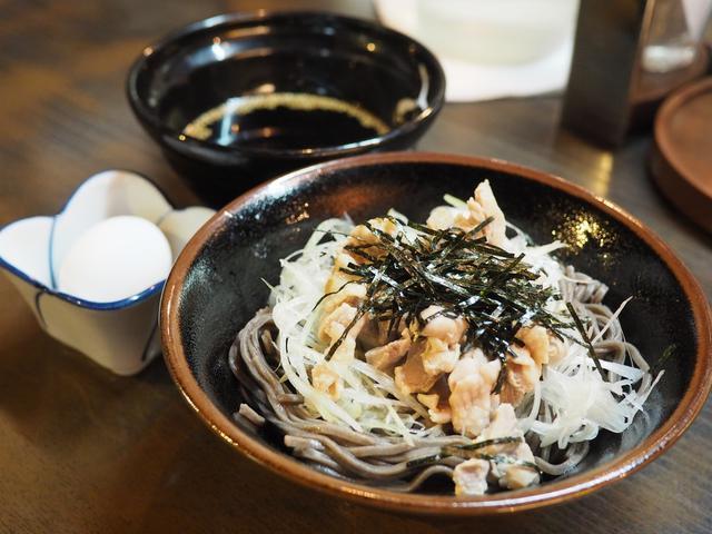 画像: 立ち飲み屋さんが業態変更で朝7時から座ってお蕎麦が食べられるお店になりました! 新梅田食道街 「うめや」