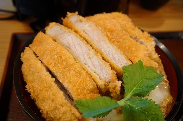 画像: 【福岡】玉子でとじてない『極みカツ丼』♪@うどん大文字 筑紫野店