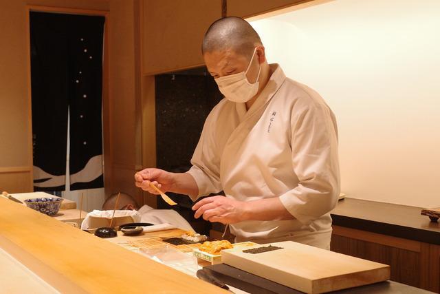 画像: 【新富町】これぞ正統派の江戸前鮨。丁寧に作られた素晴らしき作品を堪能「鮨 はしもと」