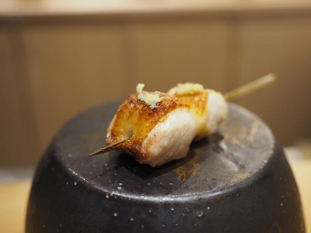 画像: 紀州鴨と地鶏の希少部位の焼き鳥の感動的に美味しいおまかせコースがいただける完全紹介制のお店がオープンします! 西天満 「心伯」