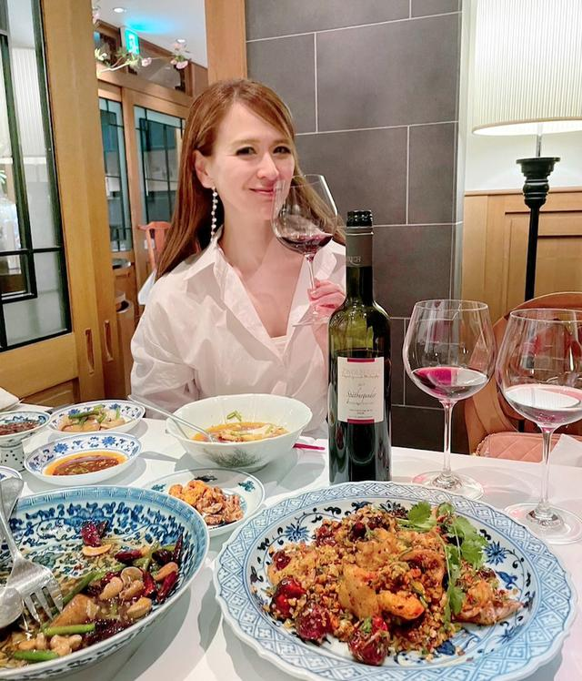 画像: ドイツワインで女子会♪「中國菜 老四川 ピャオシャン(飄香)」ドイツワインフェアも開催中!