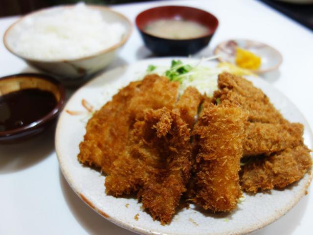 画像: 【福岡】ガッツリ&コスパ大!とんかつ&揚げ物食堂♪@重廣