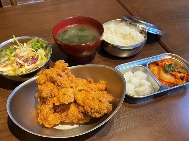 画像: 韓国式フライドチキンとビールのお店のお得なランチセット! 北浜 「CHI‐MEK(チメク)」
