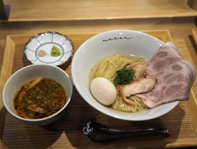 画像: 和食職人さんが本気で作った極上のつけそばがいただけるお店がオープンします! 京橋 「つけそば maren」