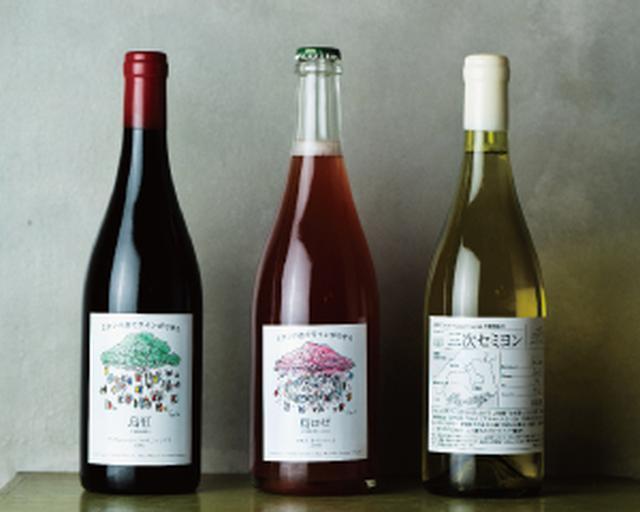 画像: 数量限定!2021.4.20 Tue. 発売 気鋭の醸造家が手がけるカーブドッチ×wa-syuコラボレーションワイン 「露~つゆ~」