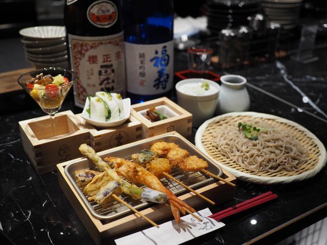 画像: 蕎麦前にちょっと呑む粋が楽しめるお洒落な立ち飲み屋さんがオープン! 神戸三宮 「スタンド JAPA SOBA HANAKO」