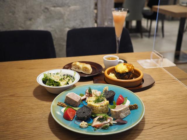 画像: ハイレベルな洋食とイタリア料理がとてもお手軽にいただけるお店が移転リニューアルオープン! 神戸三宮 「grill×italy KOBE mitsu(グリル イタリー コウベ ミツ)」