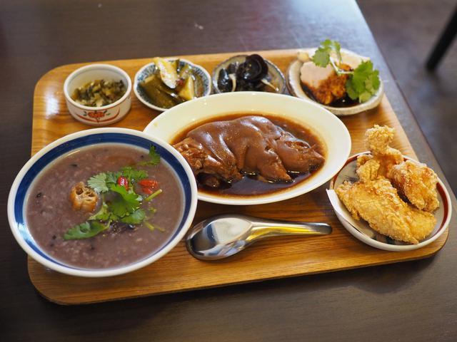 画像: とても美味しい本格台湾料理のランチをいただくと台湾に行った気分にさせていただけます! 福島区 「台湾煮込み 鶏蛋 (チータン)」