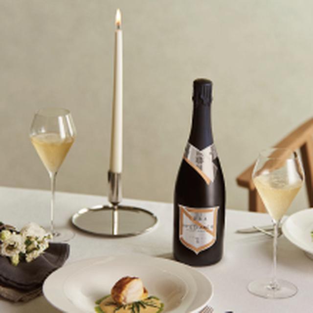 画像: 英国最高峰スパークリングワイン、ナイティンバーで感謝の祝杯をあげよう!