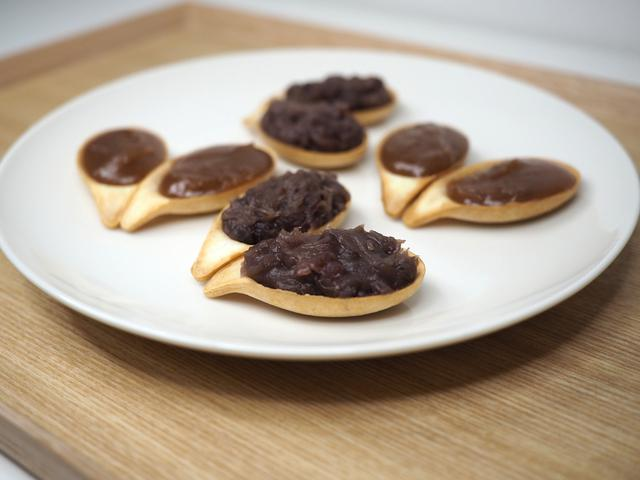 画像: 上品で甘さ控えめで風味豊かな『生あんこ』菓子が感動的に美味しいです! 阪急うめだ本店 「京らく製あん所」