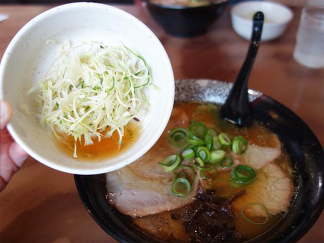 画像: 【福岡】じんわり旨い!クラシックな醤油豚骨&細麺♪@元祖 横綱ラーメン
