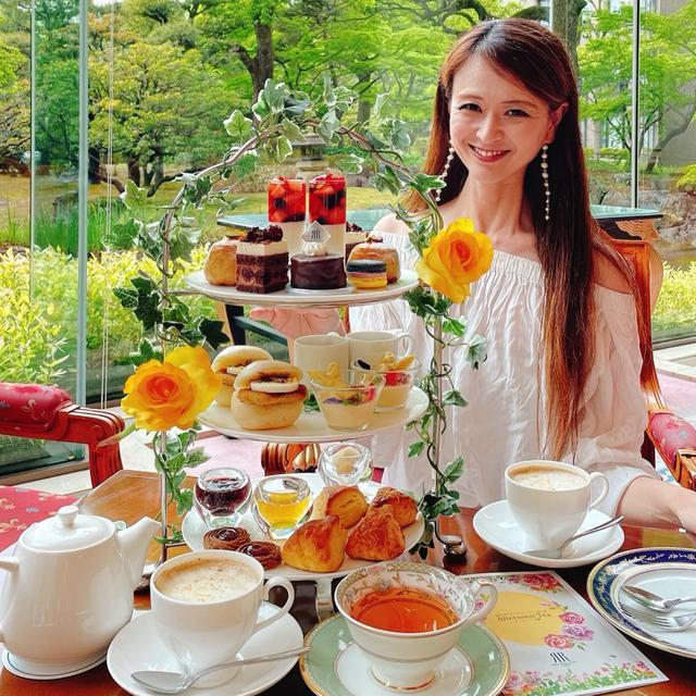 画像: ウィーンに旅行気分♪リーガロイヤルホテル東京「世界を旅するアフタヌーンティー